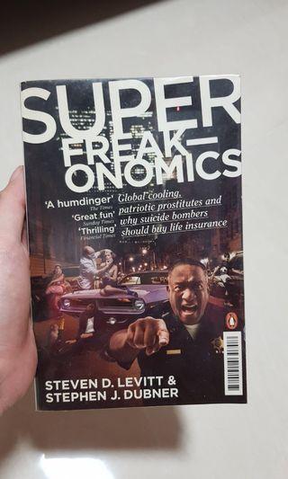 🚚 Superfreakonomics by Stephen J Dubner and Steven Levitt