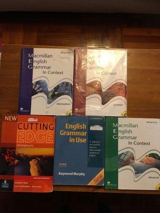 Grammer books