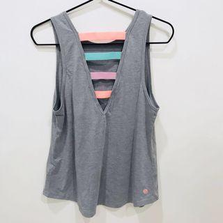 {Cotton On} Workout Tank Top Gray S