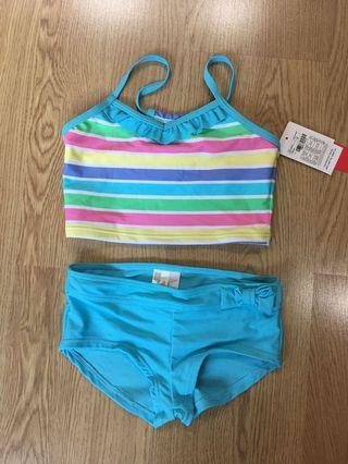 Fox Kids Girl Swimming Suit