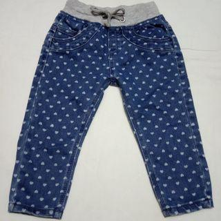 Baby Girl Jeans 2y