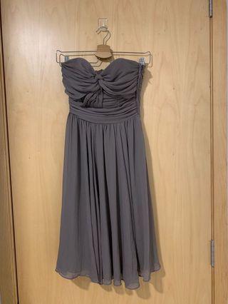 Sweetheart tube dress