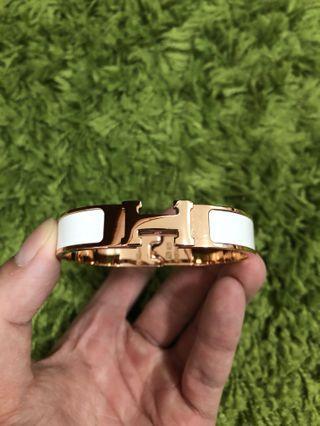 🚚 Hermes Clic H Bracelet