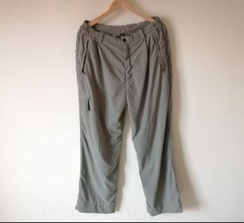 Mont-Bell Dynamic Schoeller Pants