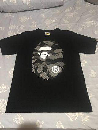 A Bathing Ape Reflective T-Shirt