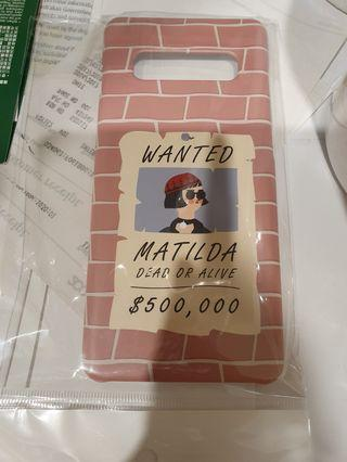 Brand new s10+ phone case from Korea