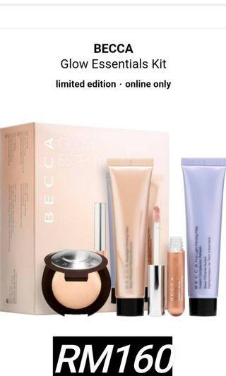 Becca Glow Essentials Kit #RayaPhone