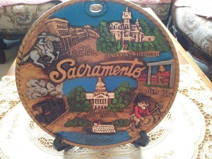 Sacramento CA Delta King 紀念盤
