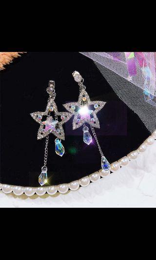 Sweet Korean Star Earring