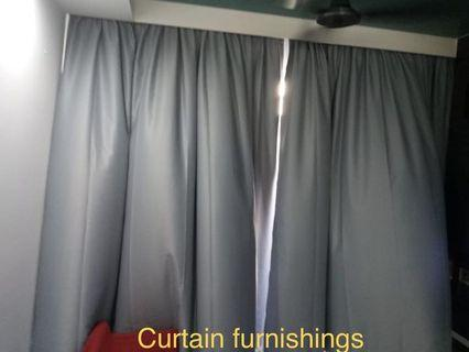 Day and night curtain