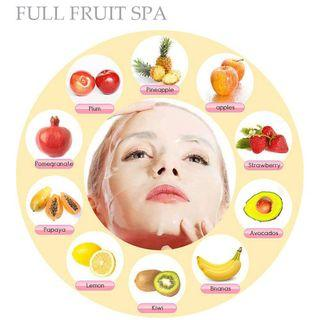 Automatic Natural Fruit Vegetable Mask
