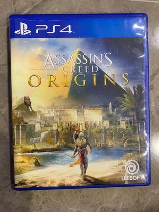 WTS PS4 Assassin's Creed Origins