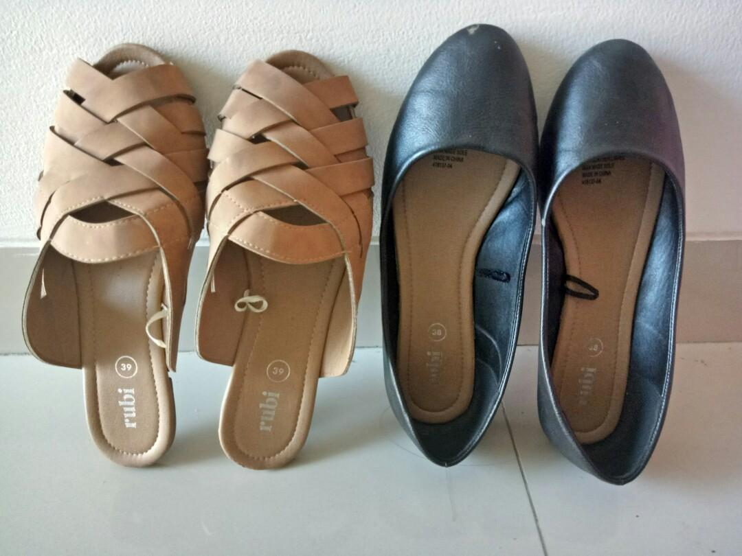 2 Flatshoes Rubi