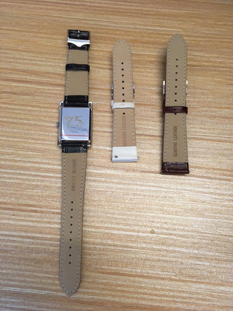 恒生銀行75周年紀念手錶(沒有盒)