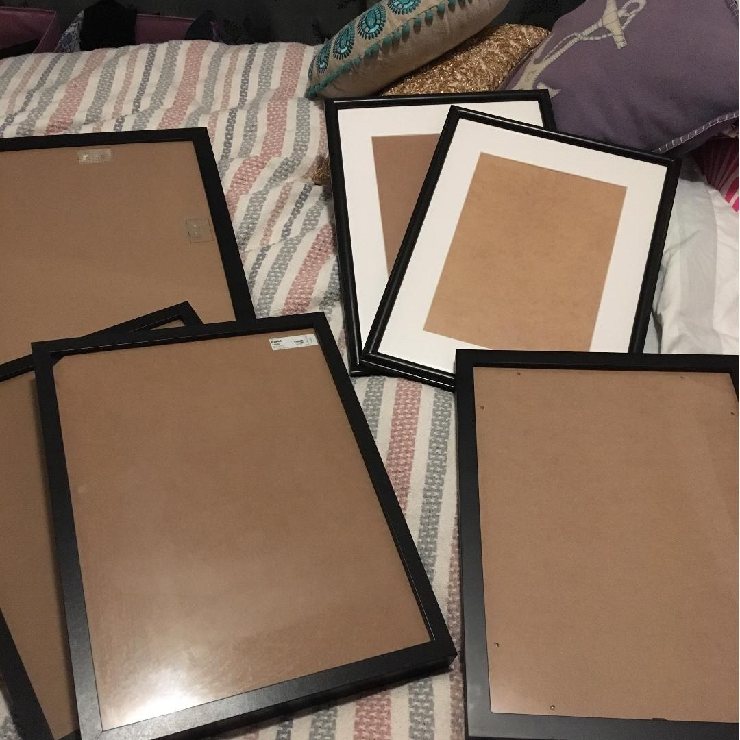 7 poster frames