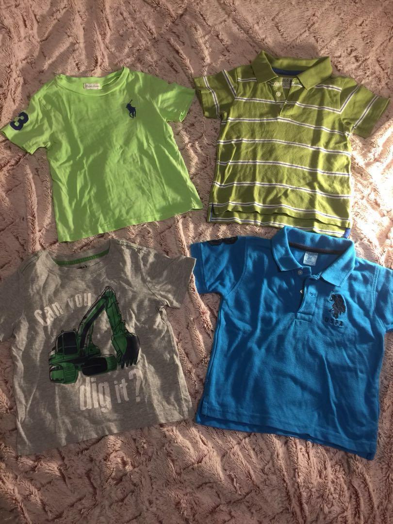 兩件夏短袖皆為正品 粗穿都划算 買到賺到 不接受議價 不接受拆賣