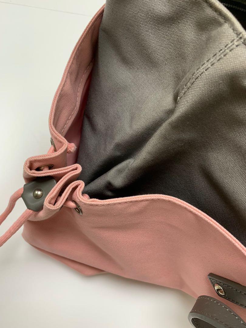全新正品 未使用 agnes b 手提包 肩背包 購於香港 日本製