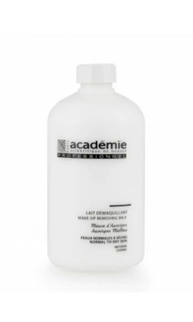 Academie AROMATH ERAPIE Make-up Removing milk 500ml