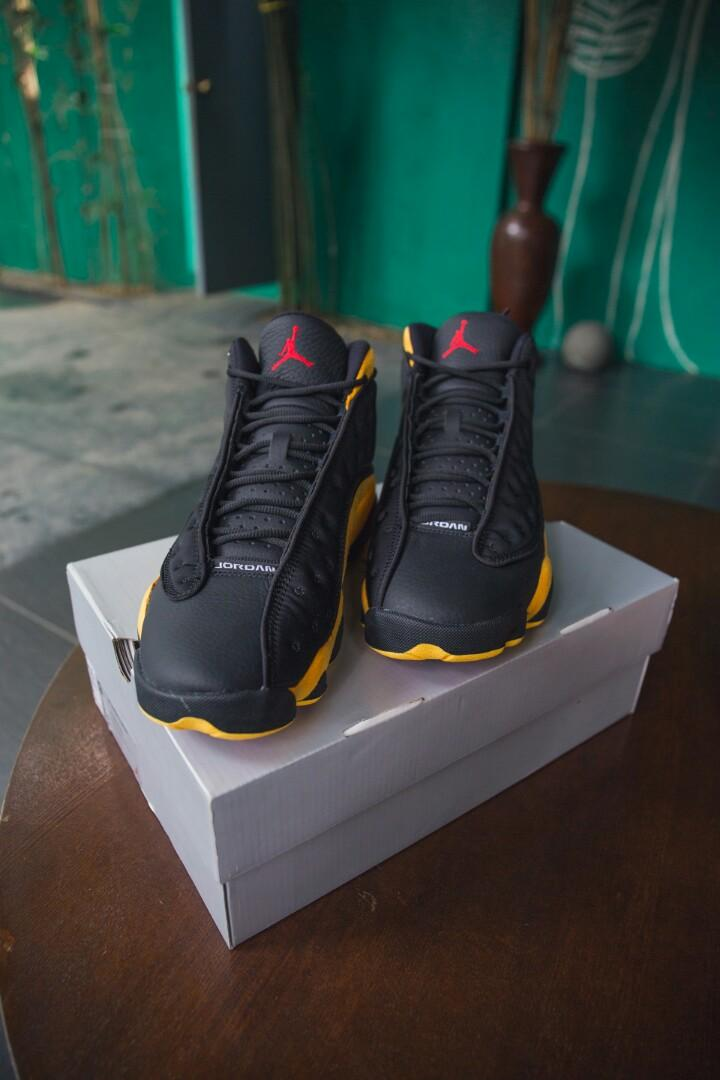 new product bd047 c68a7 AIR JORDAN RETRO 13 CARMELO ANTHONY CLASS OF 2002 on Carousell