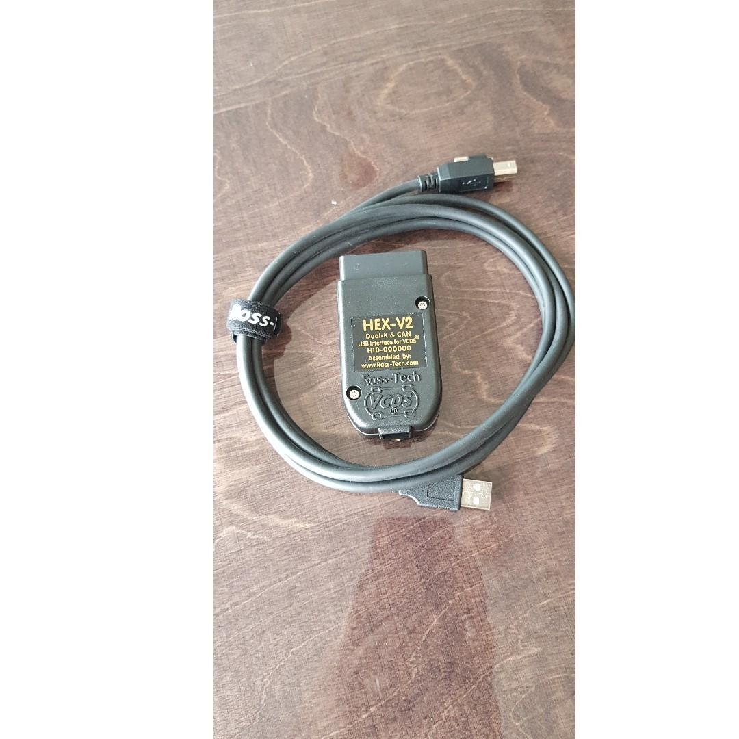 Audi Volkswagen golf VCDS Ross tech, Electronics, Others on
