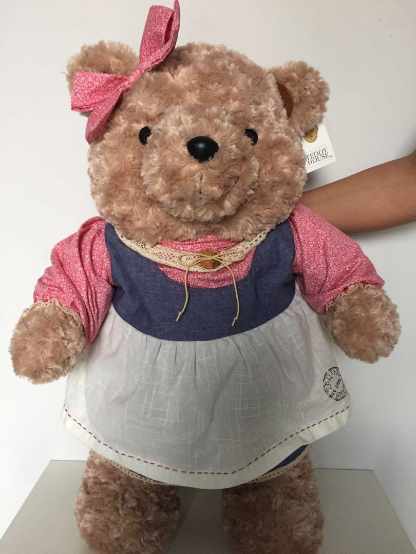#BAPAU #SALE Teddy Bear Teddy House