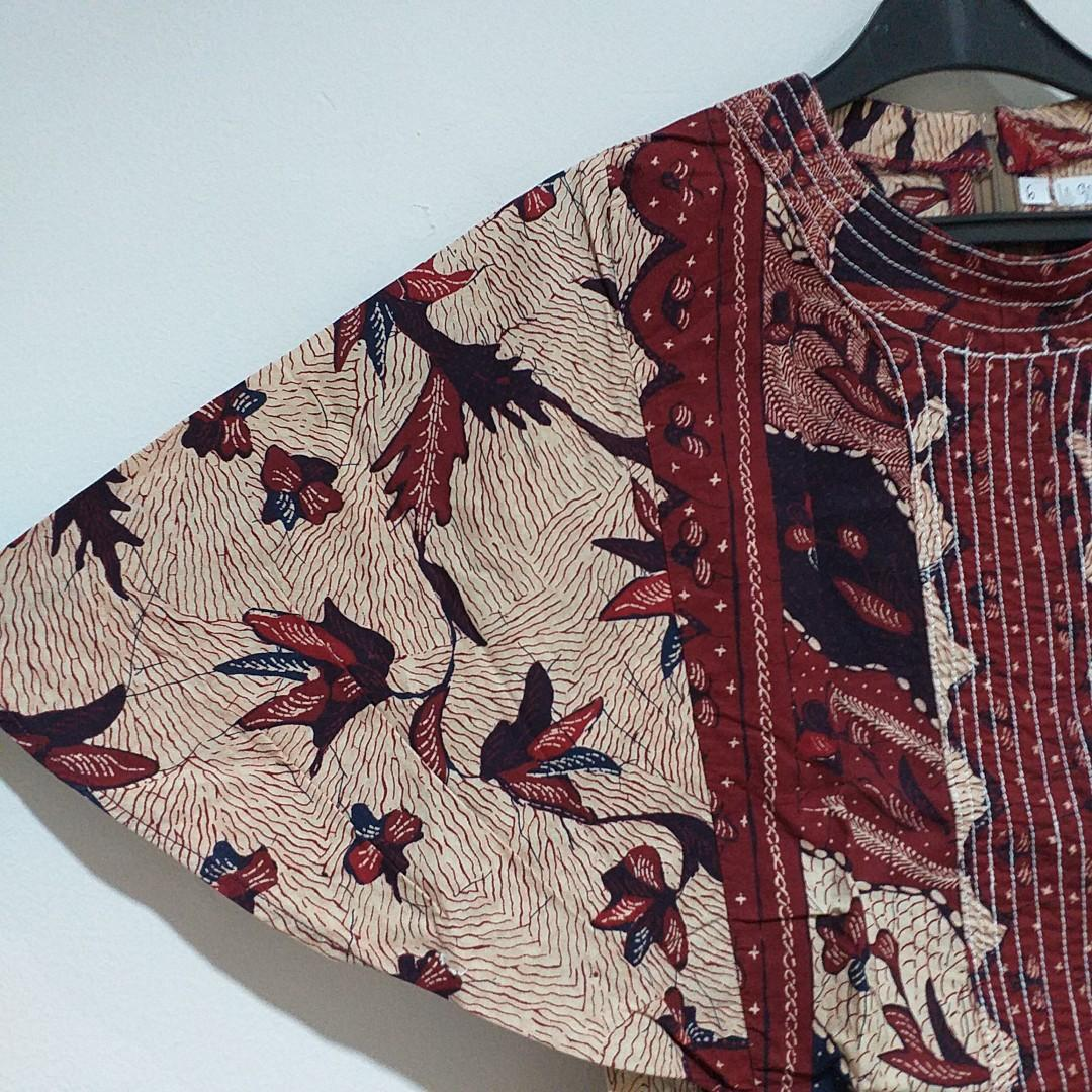 Batik Tulis Blouse