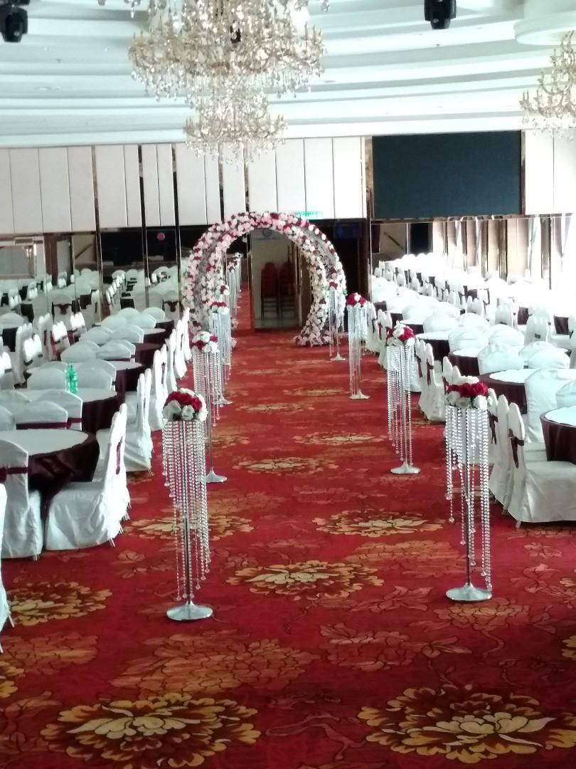 Bayu Galaxy Ballroom Rental