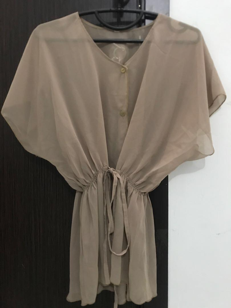 Blouse Brown