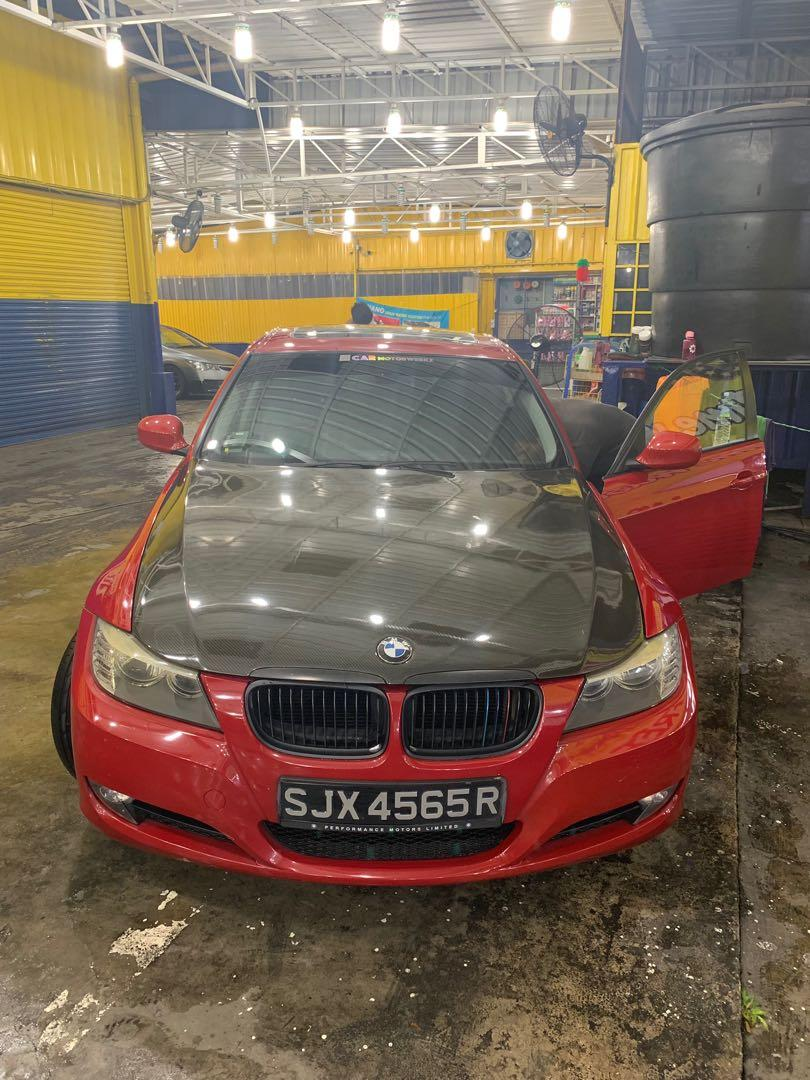 Bmw 318i with gojek rebate