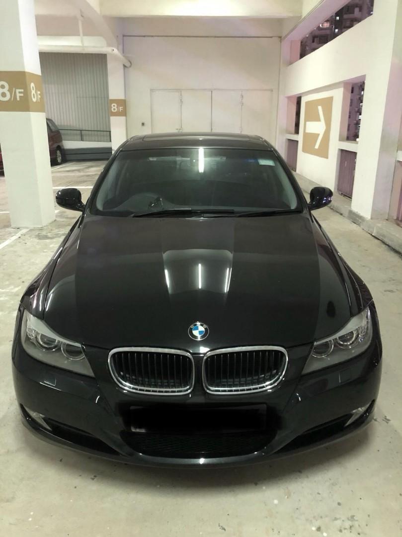 BMW 320I (1995cc) 2010