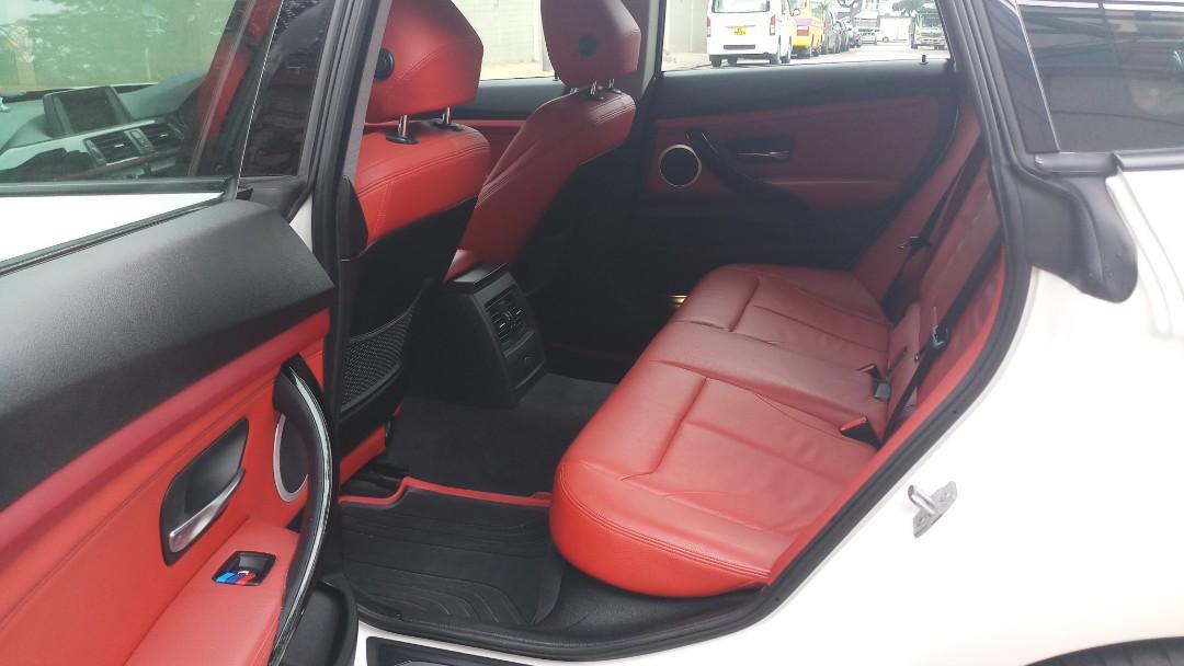 BMW 328I GT Sport  2013