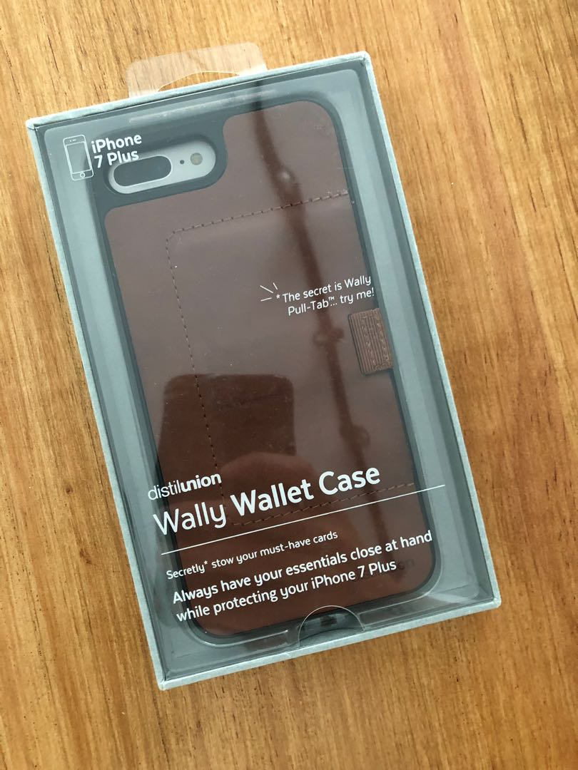 b9f5c6e6fb1b65 Distil union Iphone 7 & 8 plus wally wallet case, Mobile Phones & Tablets,  Mobile & Tablet Accessories, Cases & Sleeves on Carousell