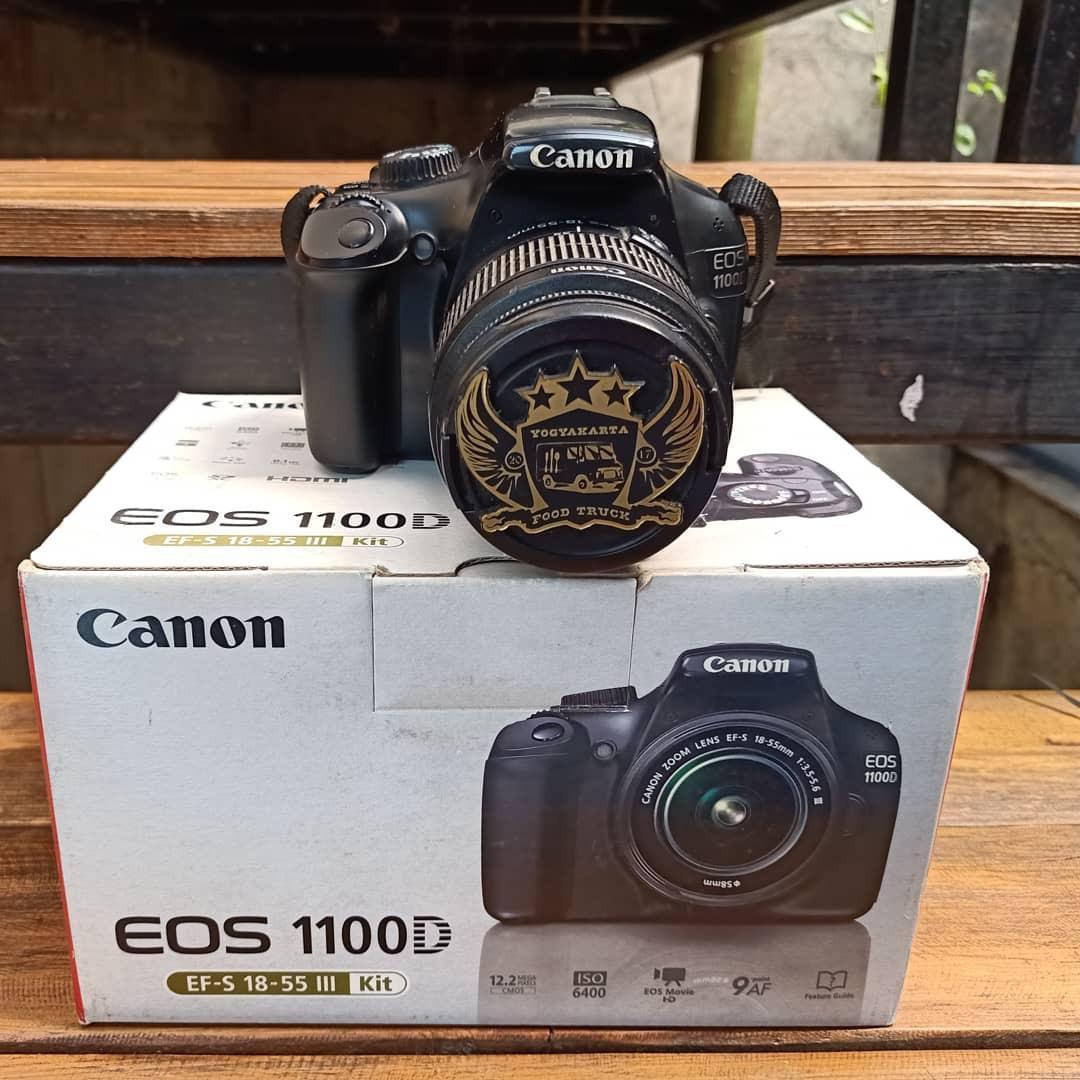 canon 1100D preloved