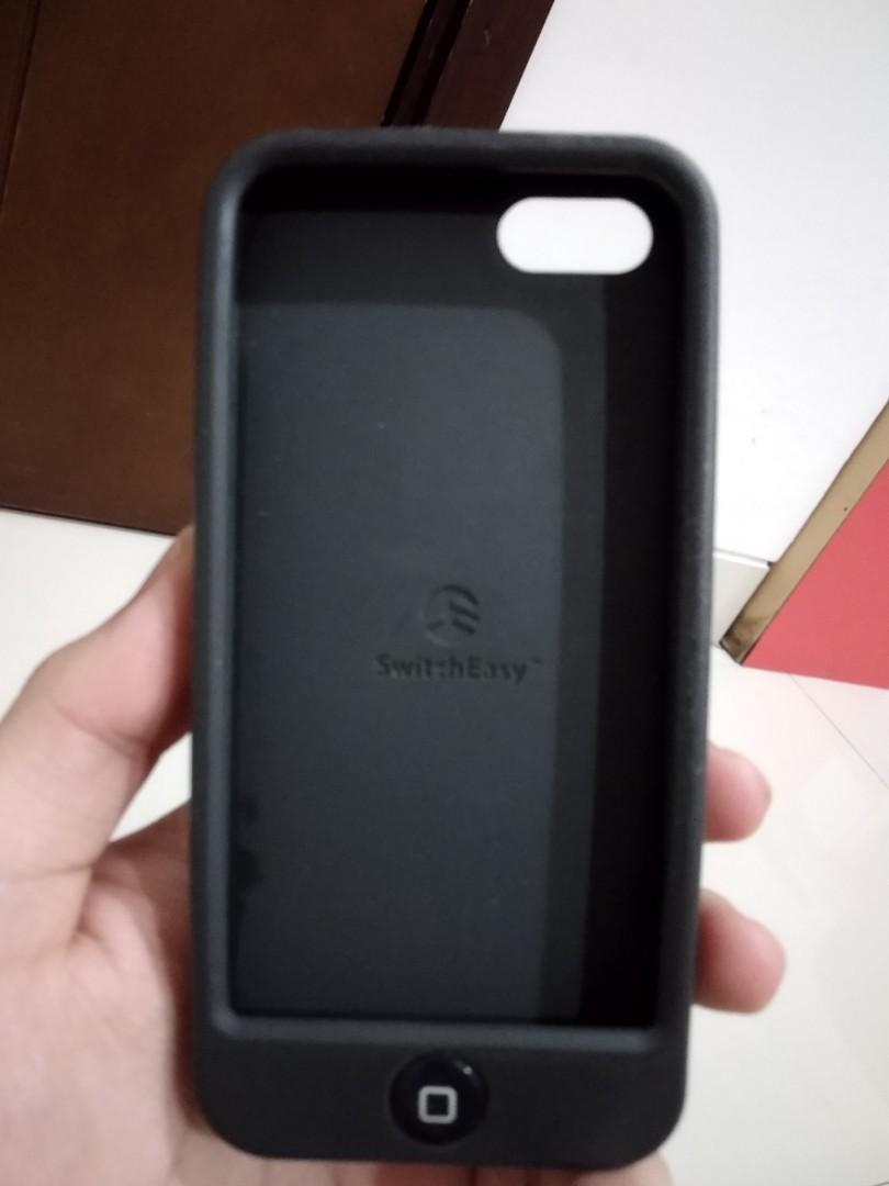 Case iPhone 5 / 5s Switcheasy