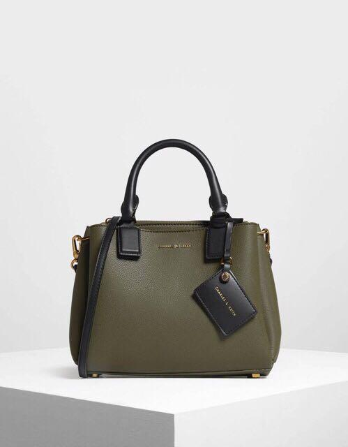 Charles and Keith Classic Bag
