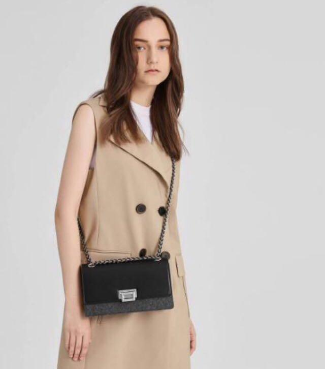 Charles and Keith Embellished