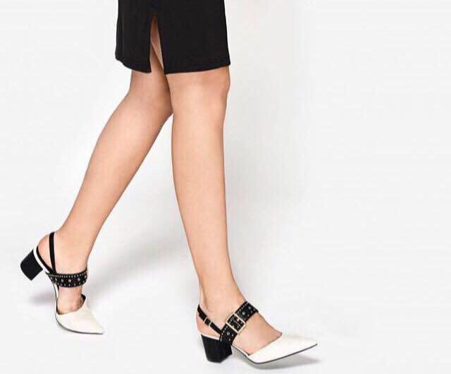 Charles and Keith Mid Heels