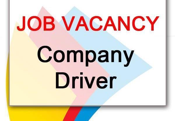 Company Driver (Chinese Speaking)