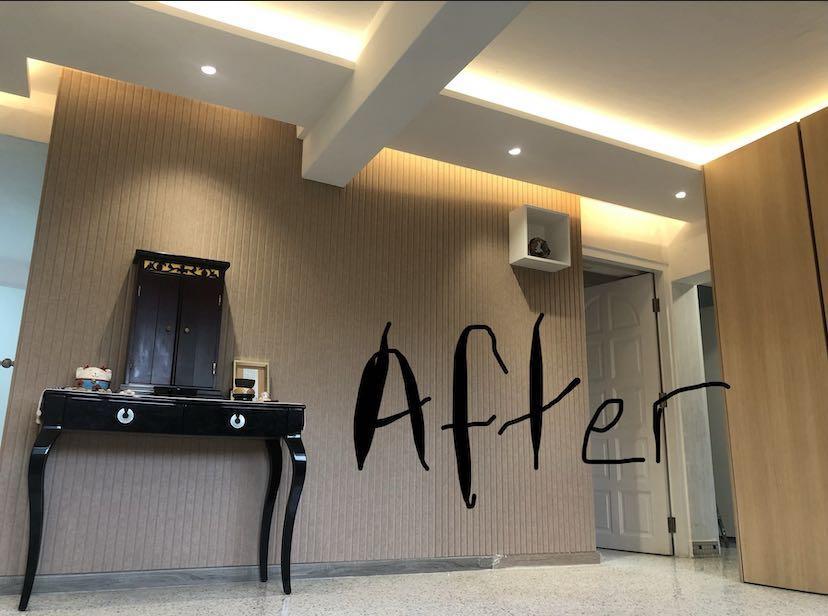 Electrical/ false ceiling services @ 91291232