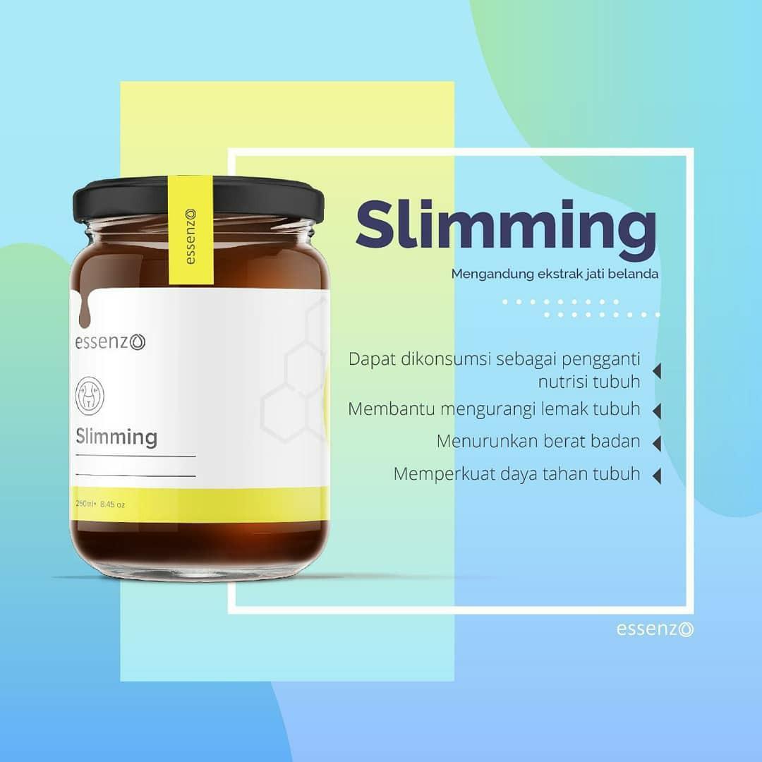 Essenzo slimming honey | madu pelangsing