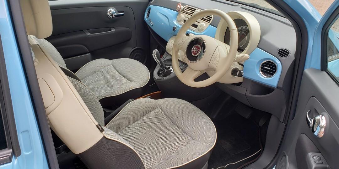FIAT 500 1.4 2015