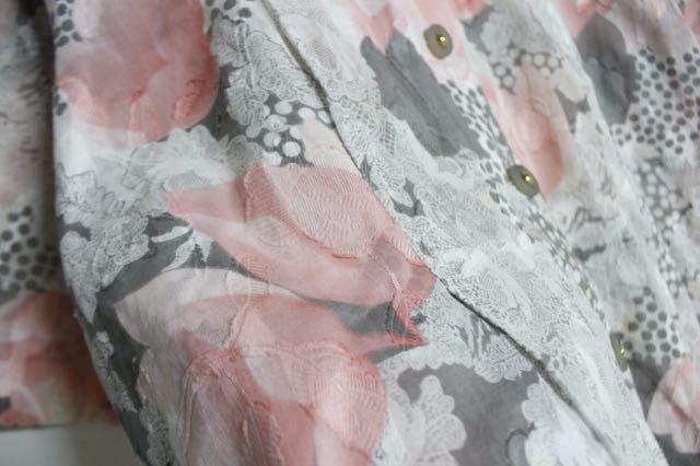 Flower Vintage Shirt