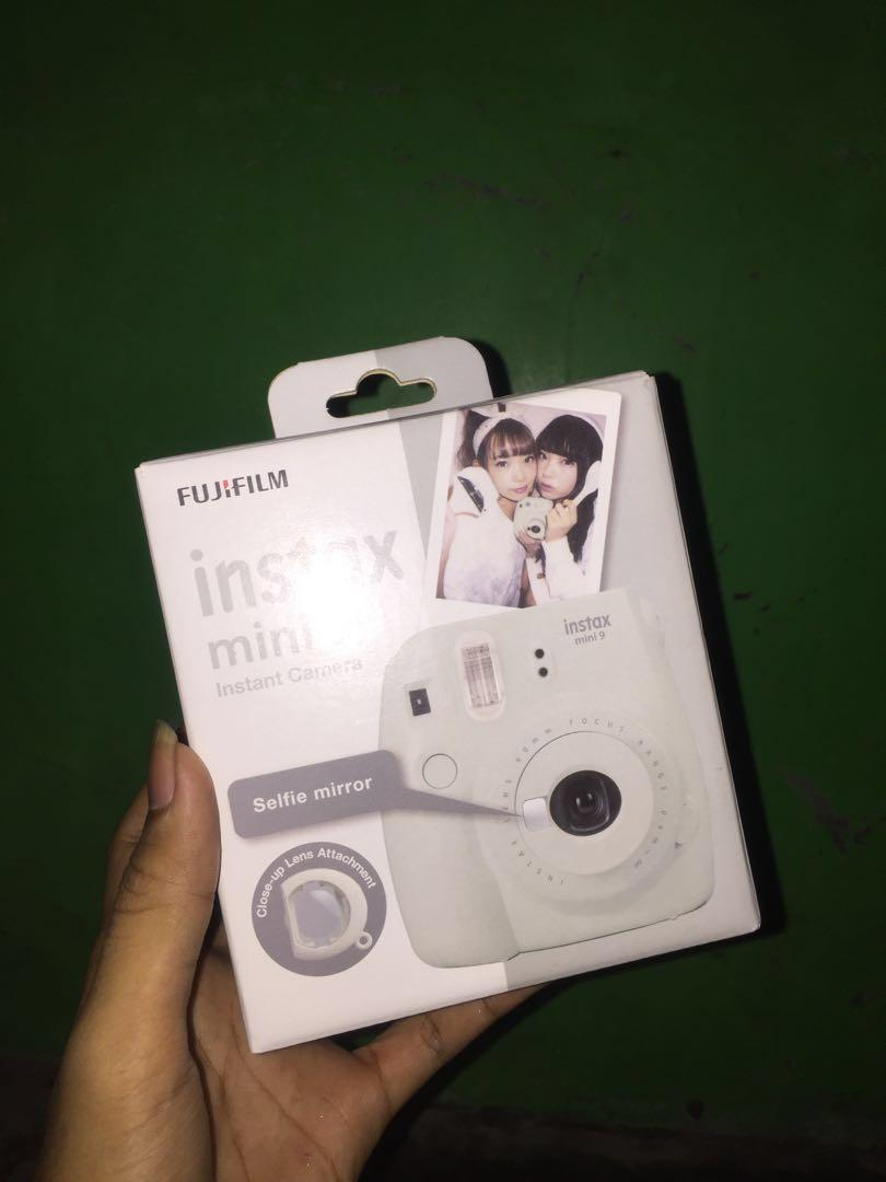 Fujifilm Instax mini 9 Smoky White