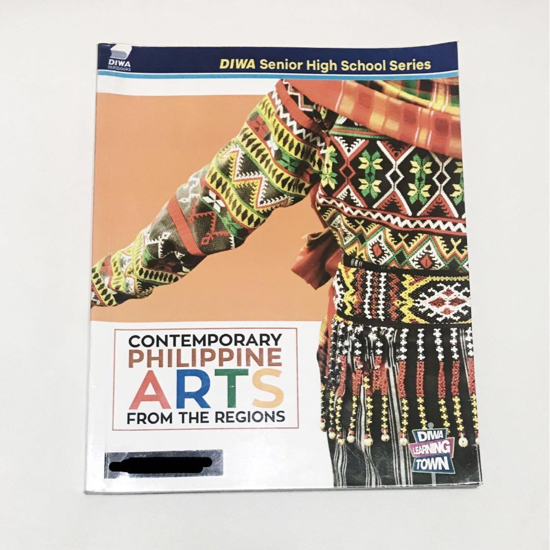 Grade 11 SHS Book - Contemporary Philippine Arts From the