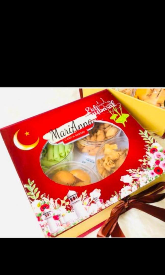 Hampers marianna kue lebaran buy 1 free 2 (total dapat 3)