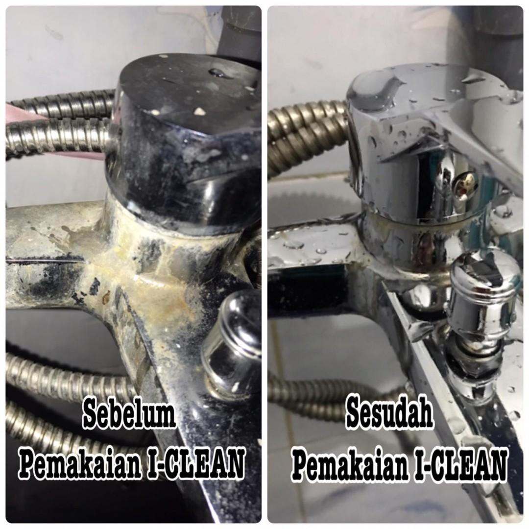 I-CLEAN (Pembersih yg bener2 ampuh dan terbukti)