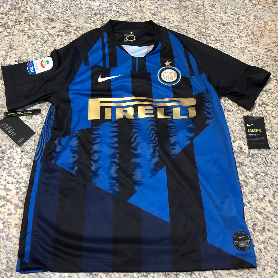 new concept e1c64 19437 Inter Milan 2019 Special Edition Shirt, Sports, Sports ...