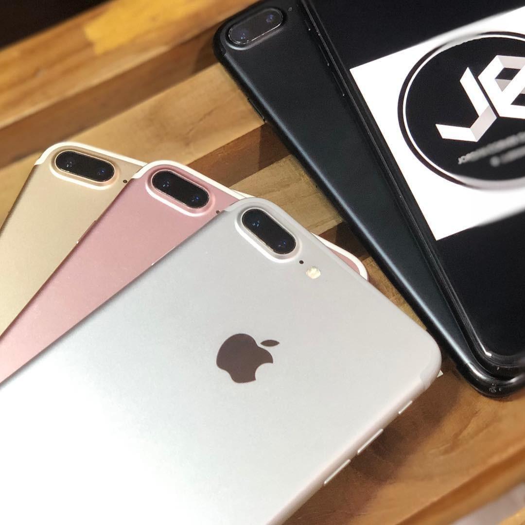 iPhone 7+ barang gres bisa di angsur atau cash dp murah