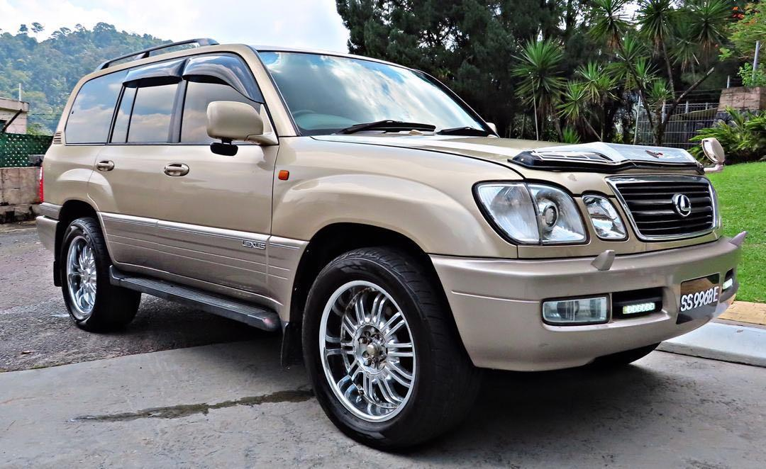 JUALAN CASH  TOYOTA LAND CRUISER KING 4x4 STATION WAGON ENGINE V8
