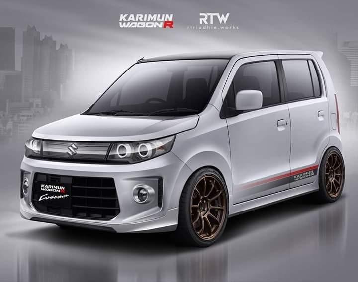 Karimun Wagon R DP 9juta